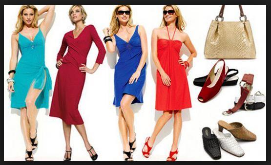 Как выбрать и купить женскую одежду по фигуре?