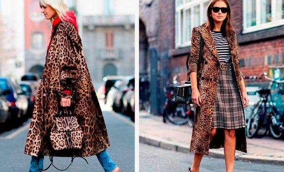 Леопардовая одежда: как и с чем ее носить?