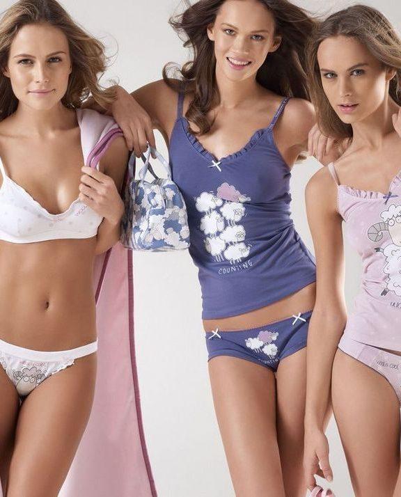Какое выбирать нижнее белье для девочек-подростков?