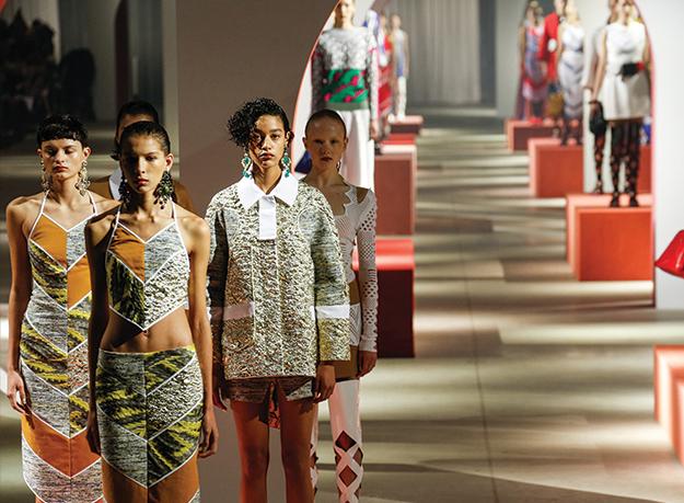 Мода из Парижа — циклична!