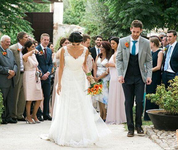 Традиции празднования женитьбы.