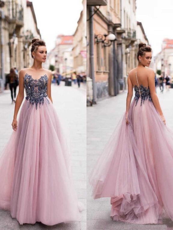 Красивые выпускные платья для вас.